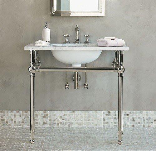Bathroom Sink Legs