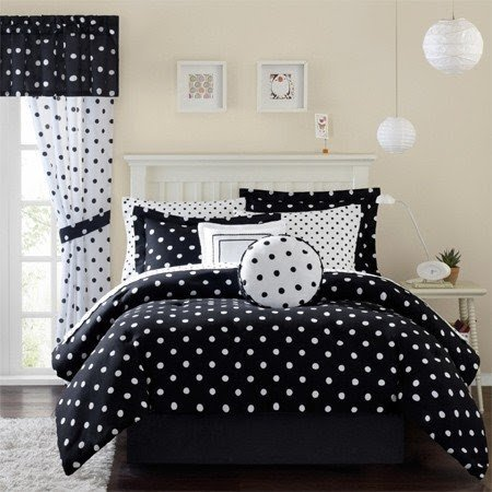 ch itm teen queen cheap kid modern size polka girl ebay set comforter bedding moddots full jojo pk pink dot twin brown