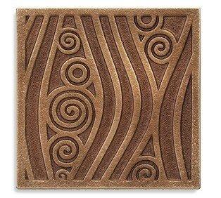 Merveilleux Bronze Tile Accents   Ideas On Foter