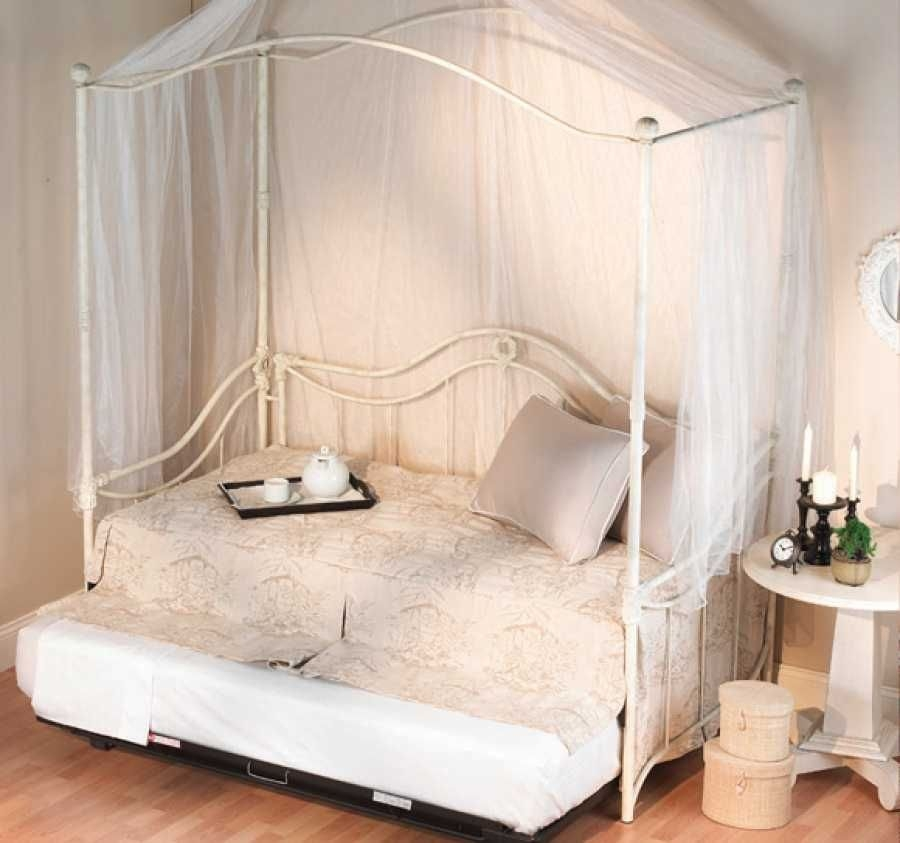 Canopy daybed with trundle 1 & Canopy Daybed With Trundle - Foter