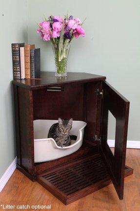 Cat Litter Box Cabinets 4