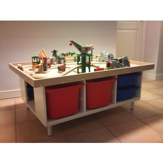 Childrens Play Table With Storage Ideas On Foter