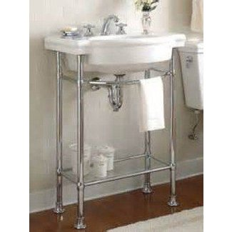Chrome Sink Legs