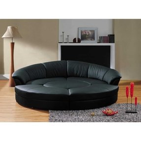 Circle couch sectional 1