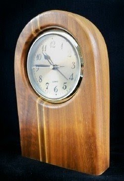 Contemporary mantel clocks