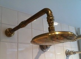 Copper shower head 1