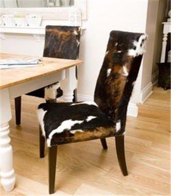 Good Cowhide Chair 8