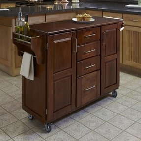Rolling Kitchen Island Cart Foter