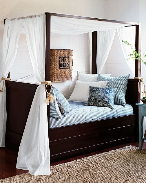 Daybed canopy & Canopy Daybed With Trundle - Ideas on Foter