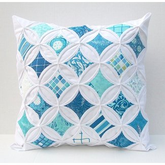 Decorative pillow cover cathedral