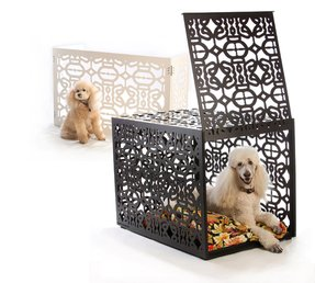 Designer Dog Crates Furniture Foter