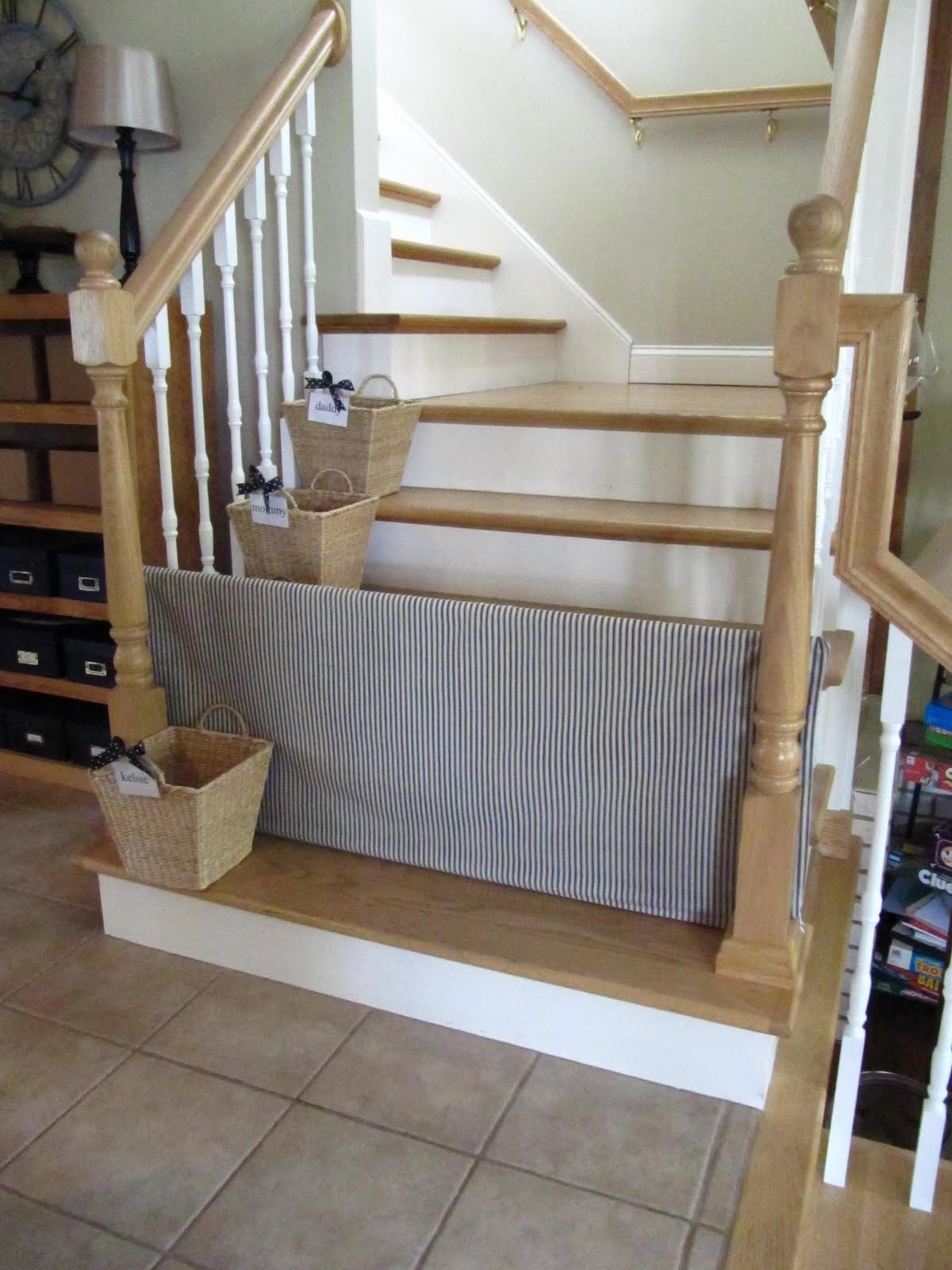 Wonderful Dog Gate For Stairs