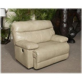 Double wide recliner