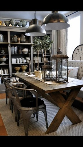 Strange Farmhouse Dining Table With Bench Ideas On Foter Ibusinesslaw Wood Chair Design Ideas Ibusinesslaworg