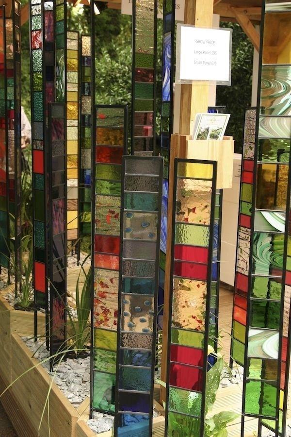Ordinaire Glass Garden Panels
