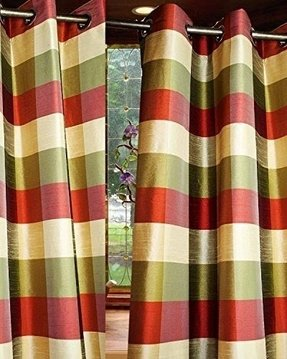 Plaid Curtains And Drapes Ideas On Foter