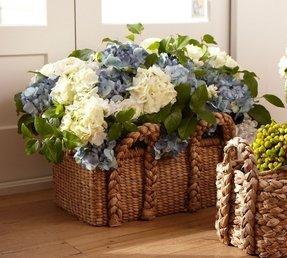Hydrangea Silk Flower Arrangements Ideas On Foter