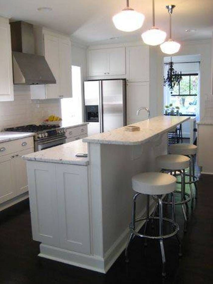 Awesome Kitchen Islands Breakfast Bar