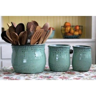 Ceramic Utensil Holders - Ideas on Foter