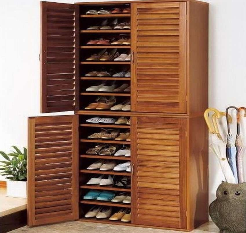 Attrayant Large Dvd Storage Cabinet With Doors
