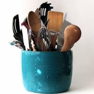 Ceramic Utensil Holders - Ideas on Foter