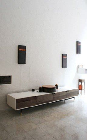 Long Low Media Console
