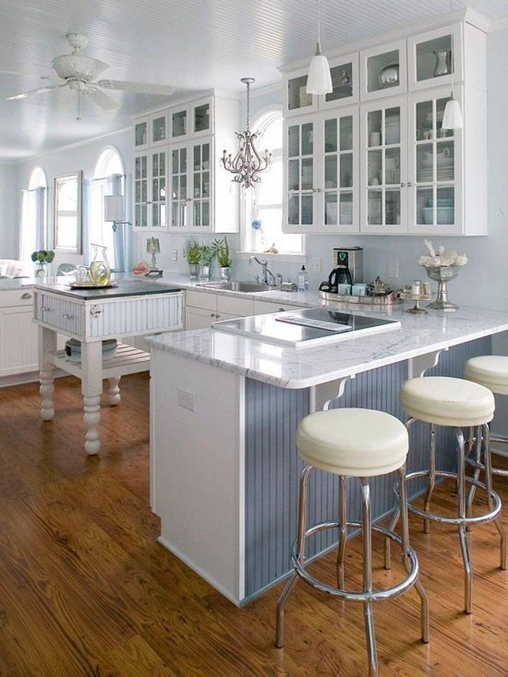 Portable Kitchen Islands With Breakfast Bar Ideas On Foter