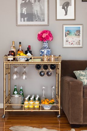 Mini Bar Table - Foter