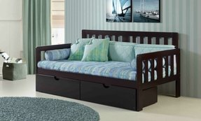 Mission Style Daybed Foter