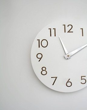 Modern Kitchen Wall Clocks - Ideas on Foter