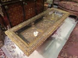 Ornate Coffee Tables 1