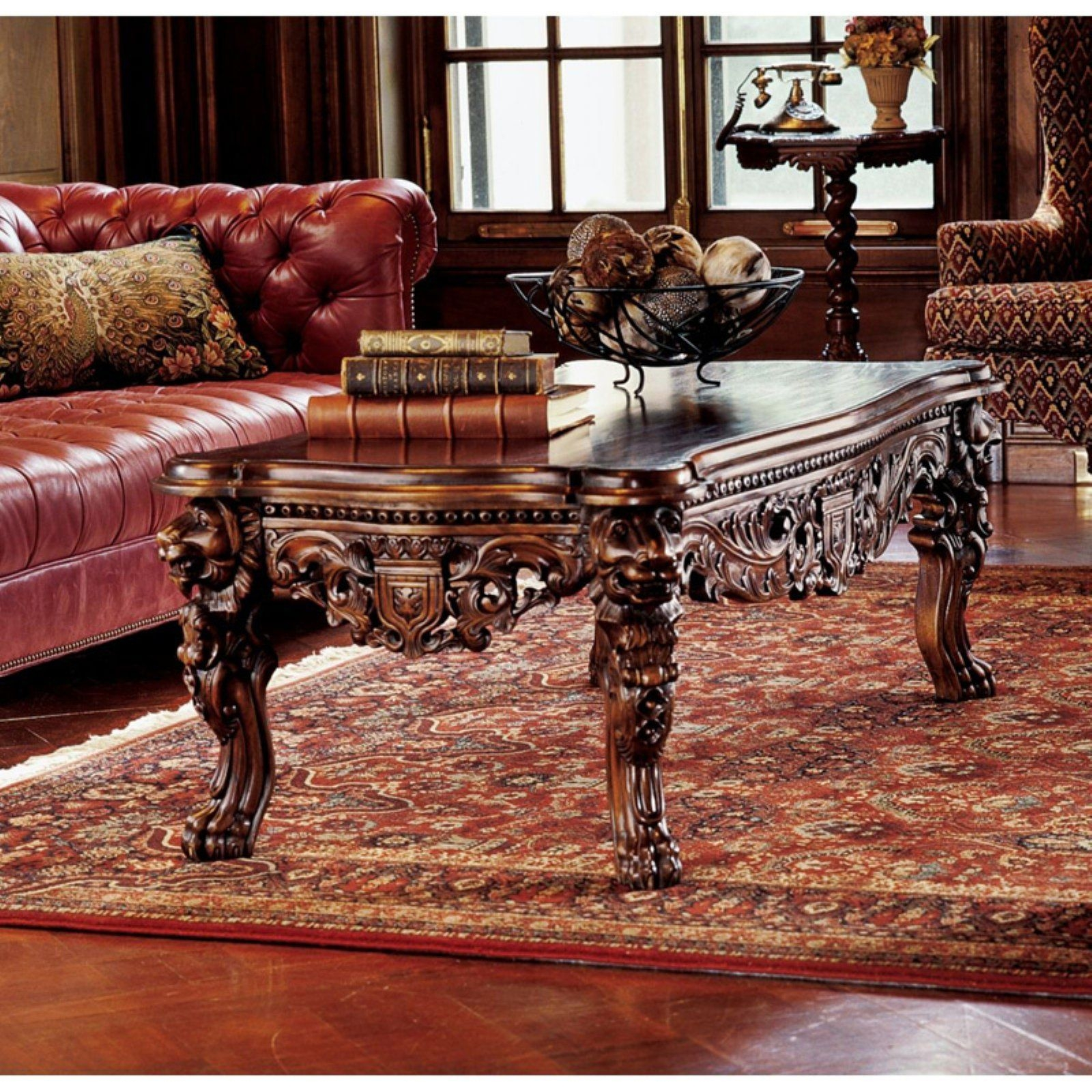 High Quality Ornate Coffee Tables 2