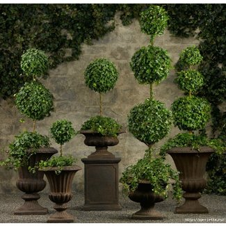 Topiaries For Front Porch - Ideas on Foter