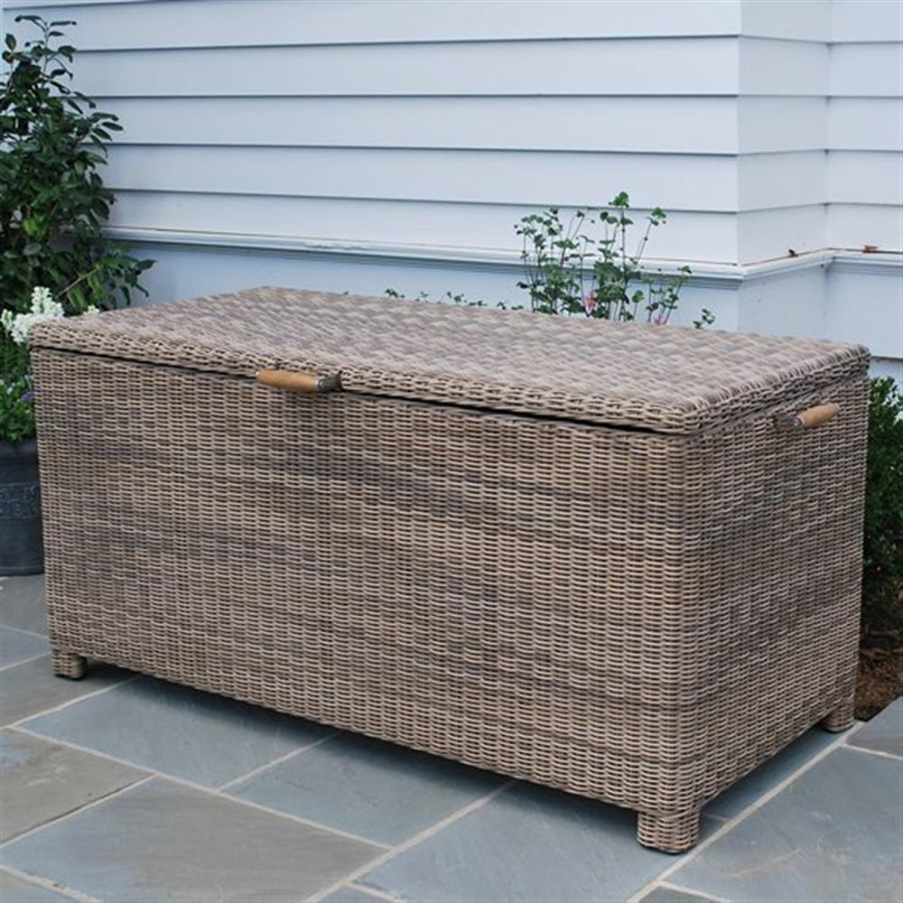 patio furniture cushion storage boxes ideas on foter rh foter com  outdoor cushion storage chest