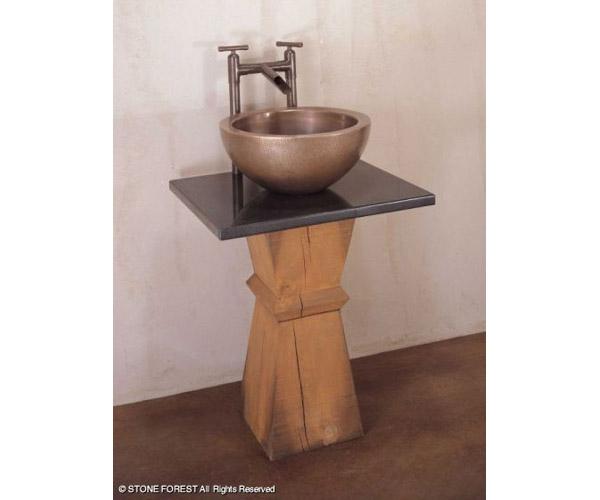 Pedestal Sink Base