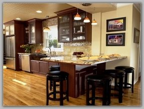 portable kitchen islands with breakfast bar - foter