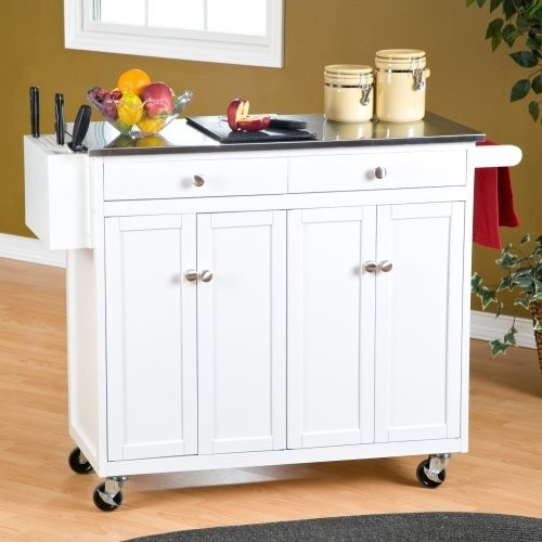 Portable Kitchen Islands With Breakfast Bar