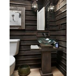 Genial River House Eclectic Bathroom Other Metros