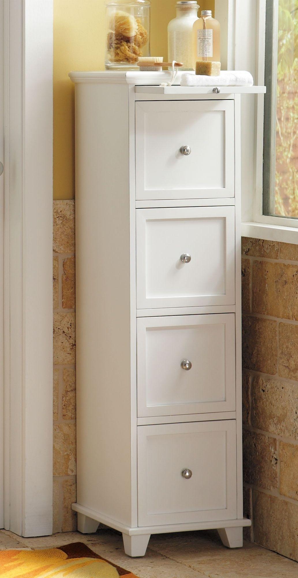 Ordinaire Slim Storage Cabinet