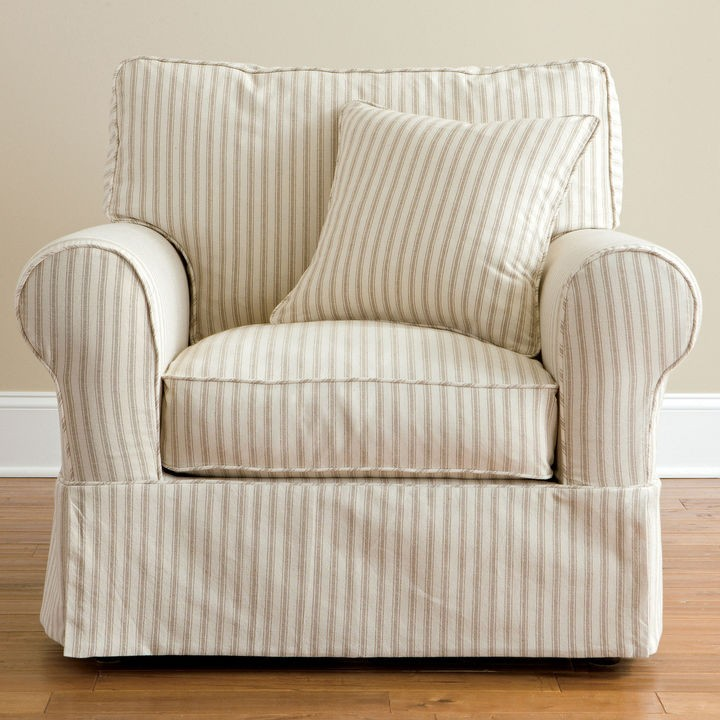 Gentil Slipcovers For Club Chairs