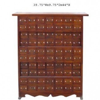 Small Drawers Cabinet