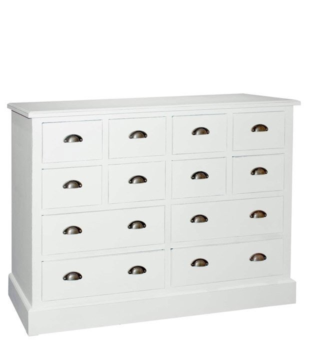 Small Drawers Unit