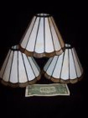 Stained glass ceiling fan shades foter stained glass ceiling fan shades 2 aloadofball Images