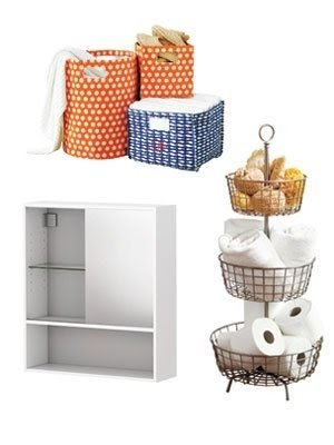 Storage tower with baskets  sc 1 st  Foter & Storage Tower With Baskets - Foter