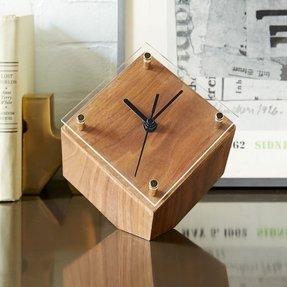 Contemporary Desk Clocks Foter