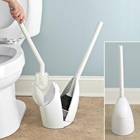 Toilet brush set 2