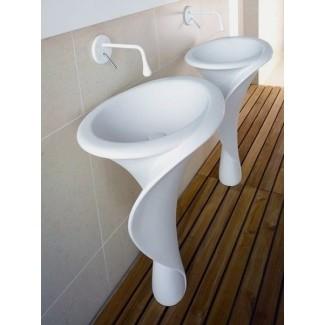 Gentil Unique Bathroom Sink