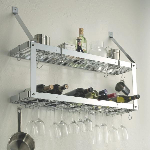 wall mounted stemware rack foter rh foter com