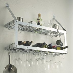 rack ctznzeus wall glass modern and amazing wine mounted stemware com target