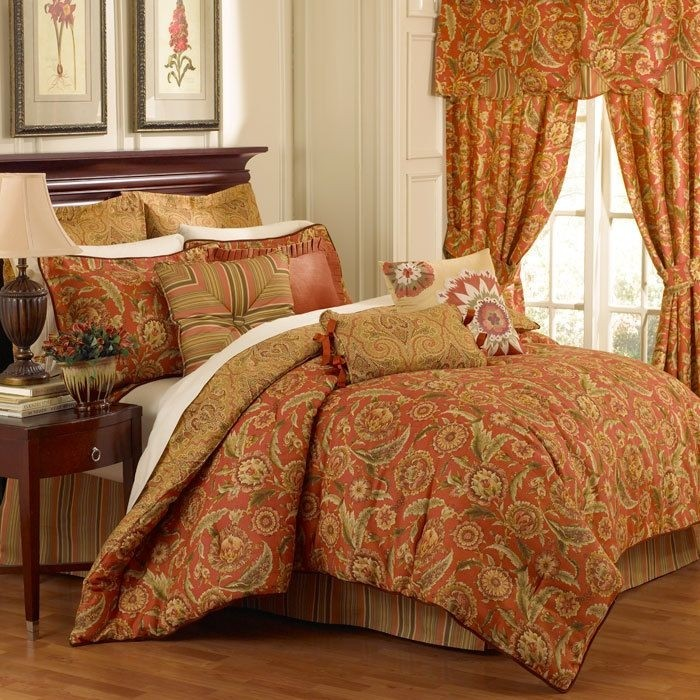 Elegant Waverly Comforter Sets King 1